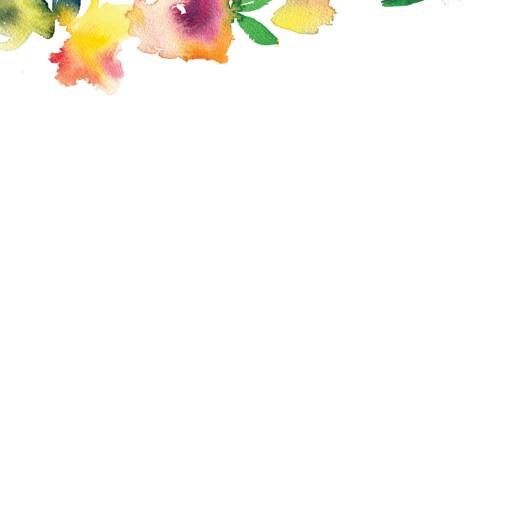 Faire-part de mariage Bloom beige - Page 2