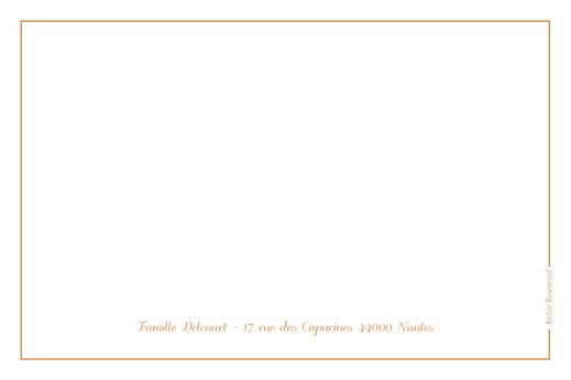 Carte de correspondance Jolis oiseaux blanc - Page 2