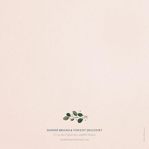 Faire-part de mariage Daphné (4 pages) printemps - Page 4