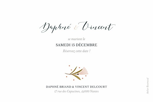 Save the Date Daphné printemps - Page 2