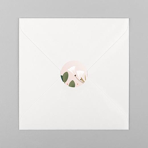Stickers mariage Daphné printemps - Vue 1