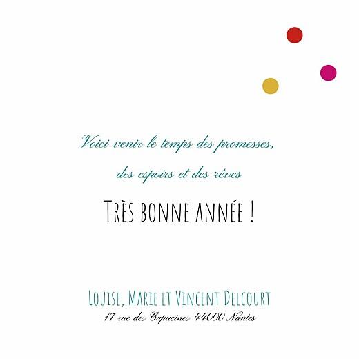 Carte de voeux Petit moineau photo (4 pages) canard - Page 3