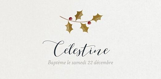 Marque-place Baptême Daphné hiver - Page 4
