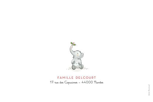 Carte de voeux Le noël des 3 éléphants blanc - Page 4