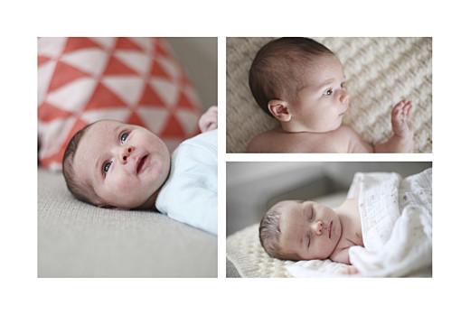 Faire-part de naissance Winter family (5 enfants) 1 - Page 2
