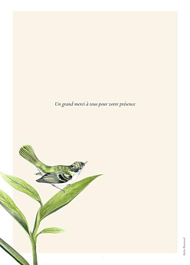 Livret de messe mariage Mélopée blanc - Page 4