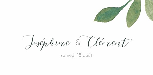 Marque-place mariage Belle saison bleu - Page 4