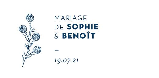 Marque-place mariage Laure de sagazan blanc - Page 4