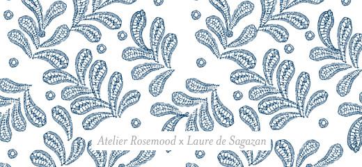 Etiquette de mariage Laure de sagazan bleu - Page 2