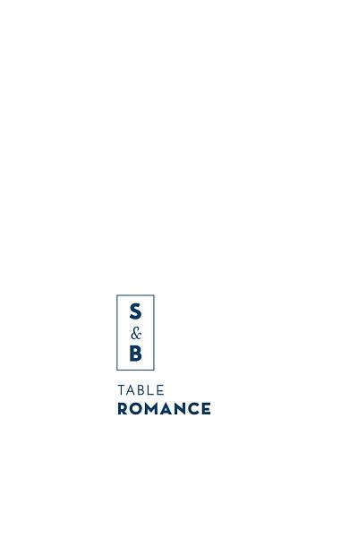Marque-table mariage Laure de sagazan (dorure) blanc finition