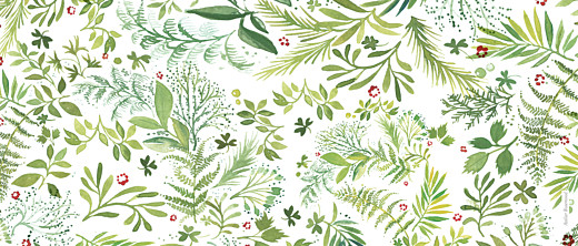 Faire-part de mariage Murmure de forêt (panoramique) vert - Page 4