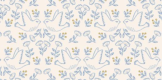 Marque-place Baptême L'envolée bleu - Page 4