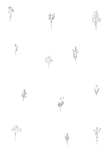 Livret de messe mariage Herbier beige - Page 2