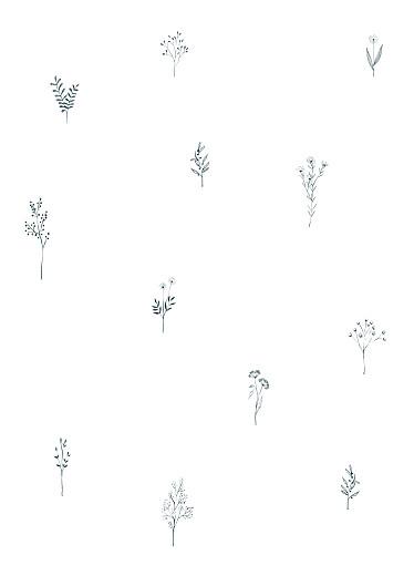 Livret de messe mariage Herbier beige - Page 3