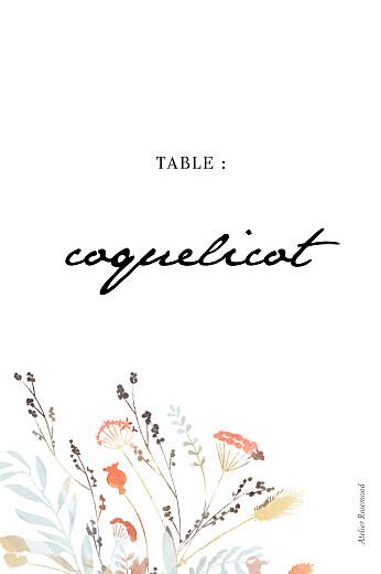 Marque-table mariage Solstice d'été vert - Page 2