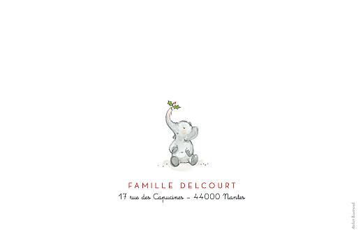 Carte de voeux Le noël des 5 éléphants blanc - Page 4