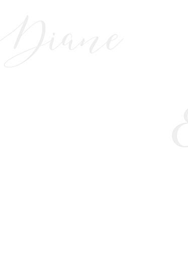 Livret de messe mariage Calligraphie vert de gris - Page 2