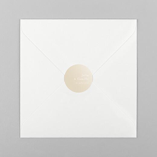 Stickers mariage Songe atlantique épillet - Vue 1