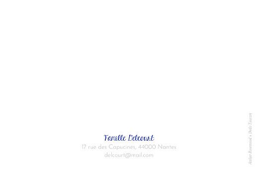 Carte de correspondance Dodo toucan - flânerie bleu - Page 2