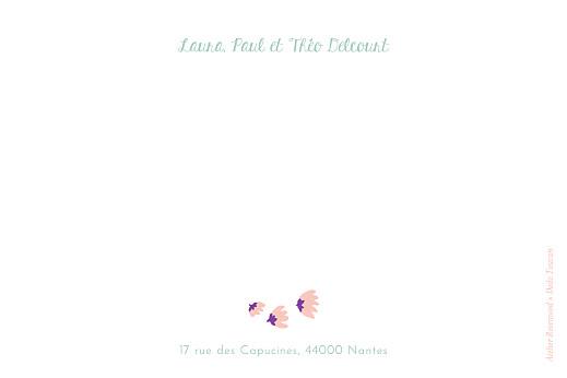 Carte de correspondance Dodo toucan - évasion blanc - Page 2