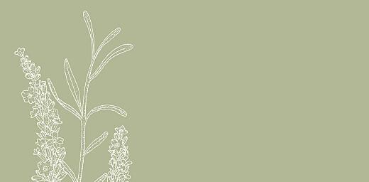 Marque-place mariage Botanique vert - Page 2