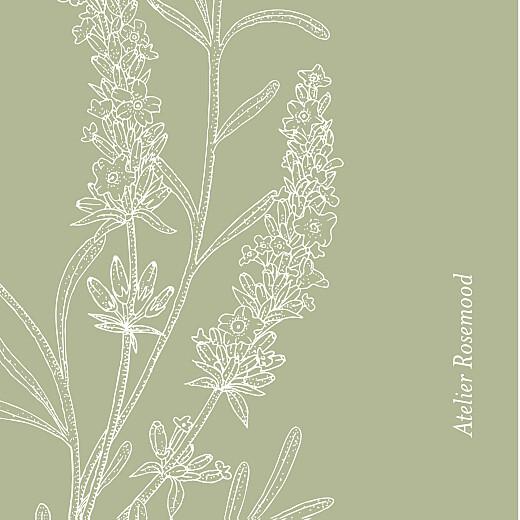 Etiquette de mariage Botanique vert - Page 2