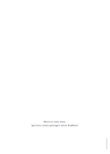 Livret de messe mariage Swing (portrait) blanc - Page 4