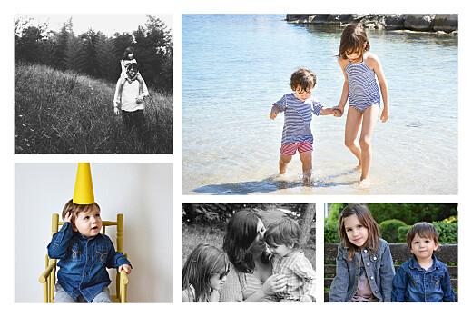Carte de voeux Cette année ! 5 photos rouge - Page 2