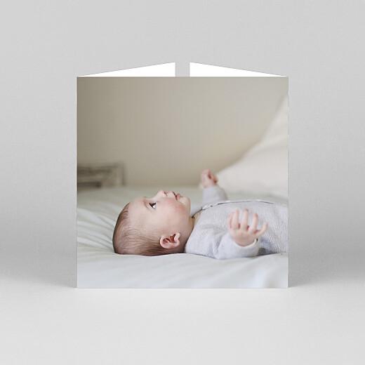 Faire-part de naissance Doux rêves (fenêtre) rose - Vue 3