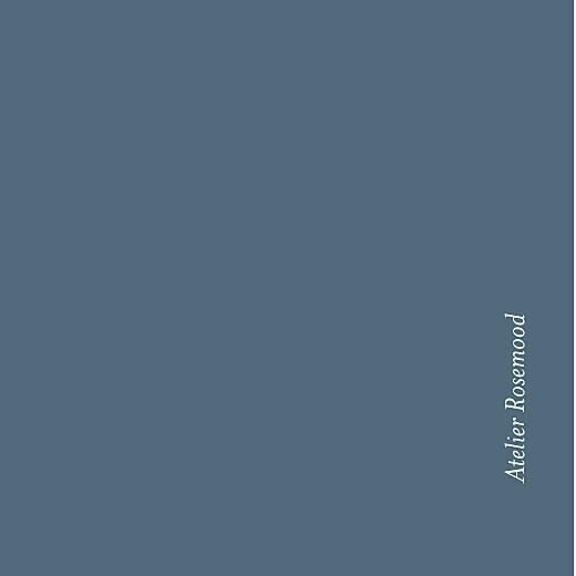 Etiquette perforée baptême Gypsophile chic bleu - Page 2