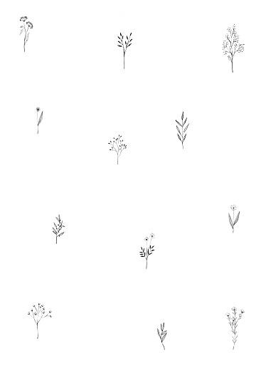 Livret de messe Herbier vert - Page 2