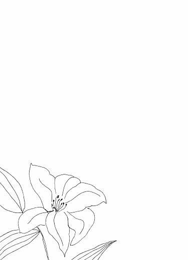 Livret de messe Poésie amoureuse blanc - Page 2