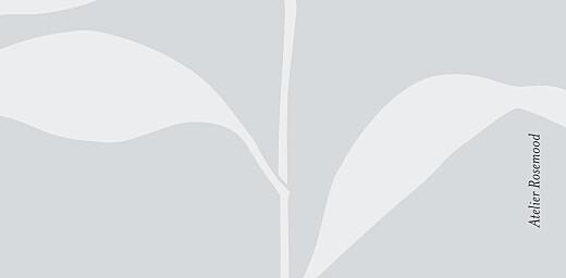 Marque-place mariage Ikebana bleu - Page 3