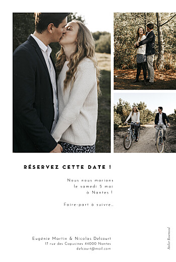 Save the Date Cartouche blanc - Page 2