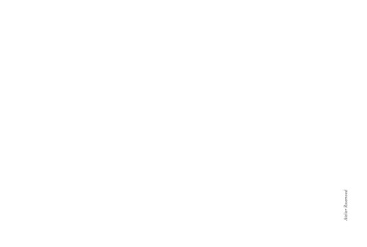 Carte de remerciement mariage Lettres fleuries blanc - Page 4