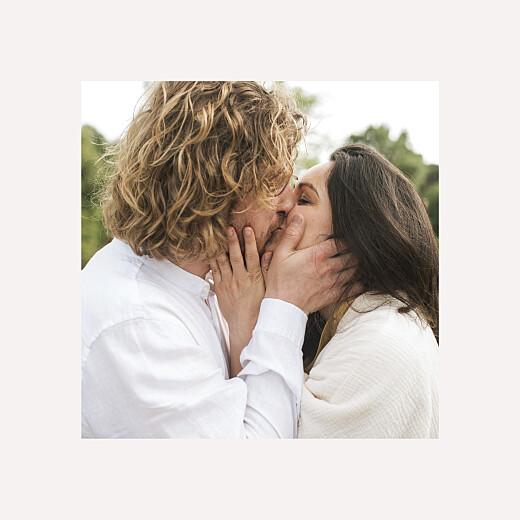 Faire-part de mariage Jeune pousse vert - Page 2