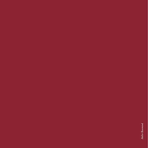 Carte de voeux Psyché (4 pages) rouge - Page 4