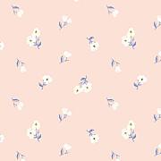 Faire-part de naissance Blossom (triptyque) rose page 3