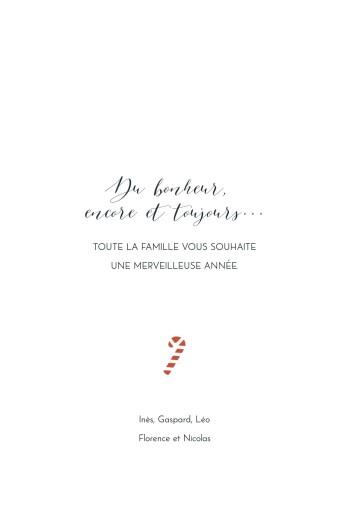 Carte de voeux Mon beau sapin rose - Page 3
