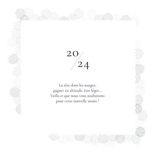 Carte de voeux Sequins (dorure) vert - Page 3