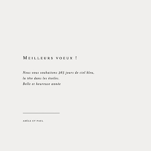 Carte de voeux Jeune pousse (dorure) 4 pages vert - Page 3