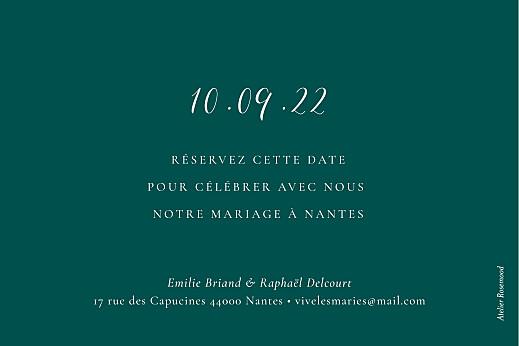 Save the Date Ronde des prés vert - Page 2