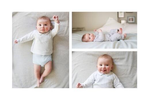 Faire-part de naissance Summer family (jumeaux) 1 - Page 2