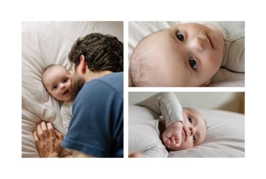 Faire-part de naissance Summer family (papas) 1 - Page 2
