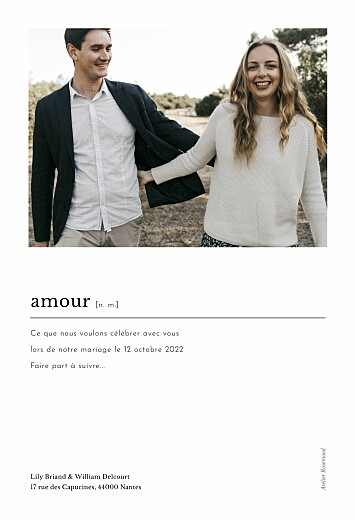 Save the Date Édito blanc - Page 2