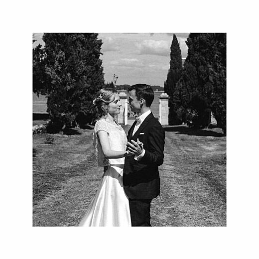Carte de remerciement mariage Quatre saisons (4 pages) automne - Page 2
