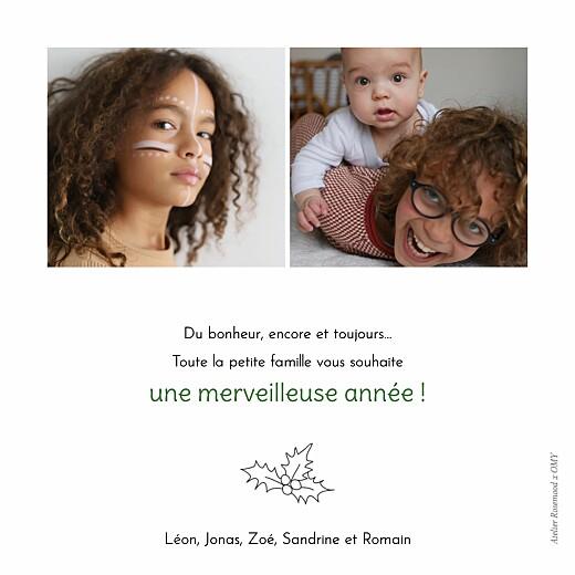 Carte de voeux À colorier ! by omy blanc - Page 2